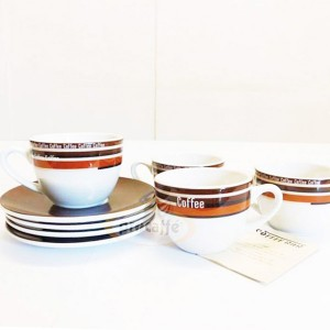 Konitz Stripes Coffee Cappuccino