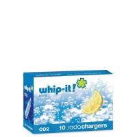 Gas soda Whip-it CO2