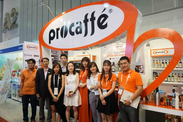 (Tiếng Việt) Procaffe tham gia Food&Hotel Vietnam 2017