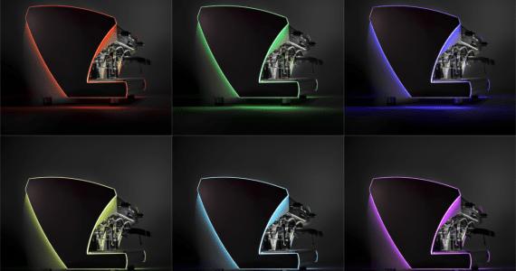 Wega Polaris đèn led đổi màu