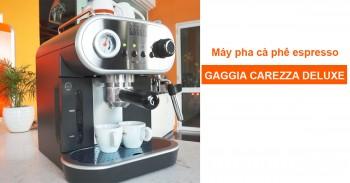 Gaggia Carezza Deluxe
