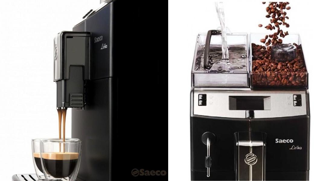 máy pha cà phê từ hạt
