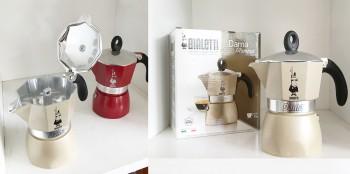 Ấm pha cà phê kiểu Ý nhập khẩu | Bialetti Dama Glamour