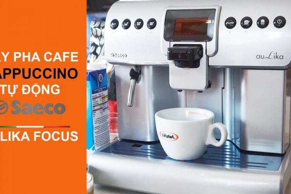 Máy pha cà phê Saeco Aulika Focus