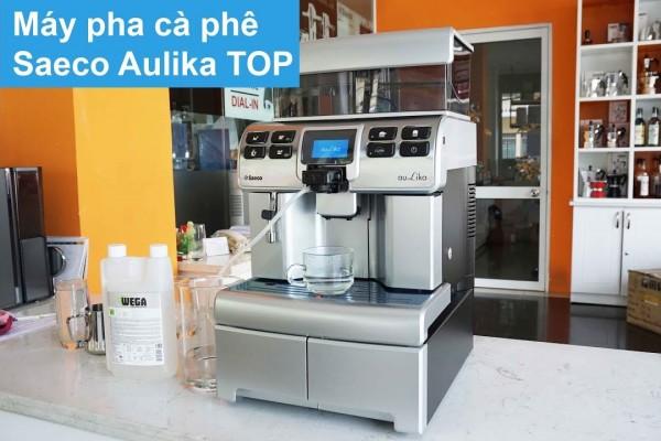 Máy pha cà phê Saeco Aulika TOP