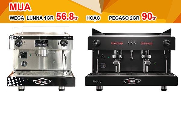 Khuyến mãi máy pha cafe espresso cực khủng | Tiết kiệm đến 37 triệu