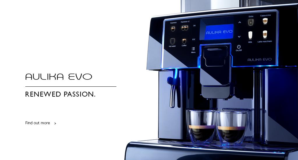 máy pha cà phê Saeco