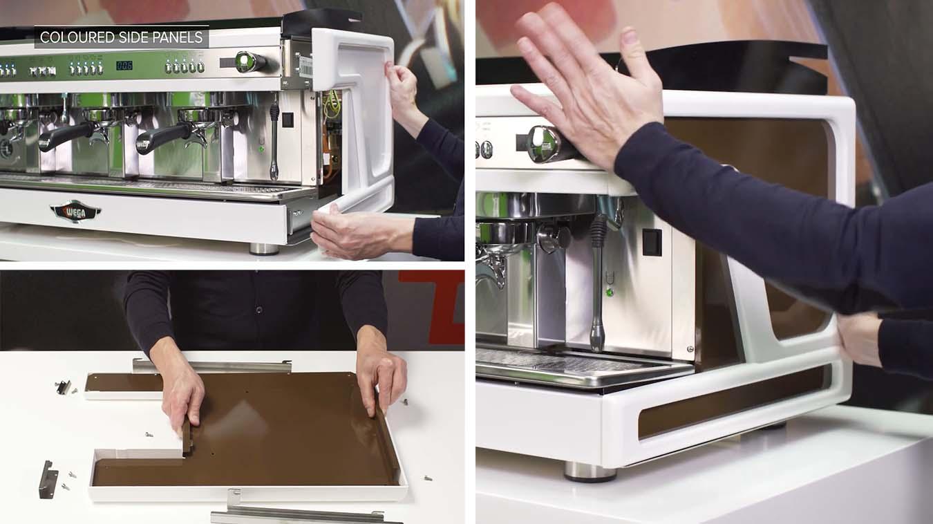 máy pha cà phê Wega