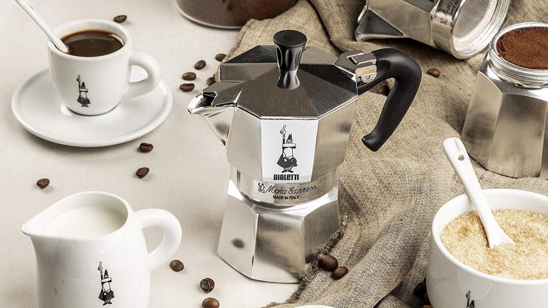 Sử dụng và bảo quản ấm pha cafe Bialetti như thế nào cho đúng cách?