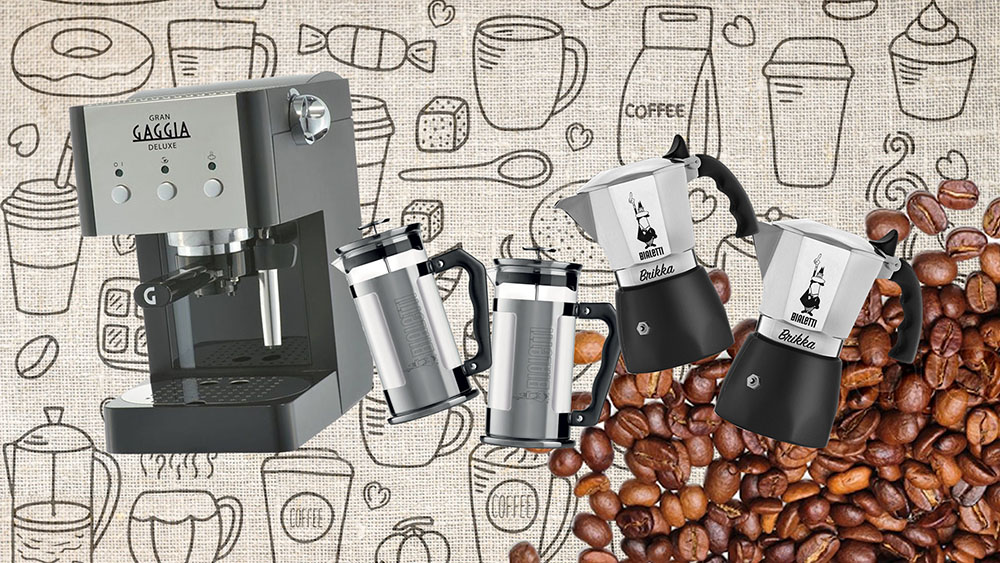 Dưới 5 triệu đồng, có thể sở hữu máy pha cafe espresso?