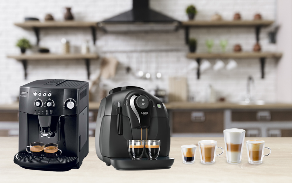 Máy pha cà phê tự động dưới 20 triệu đồng - Ưu nhược điểm cần biết