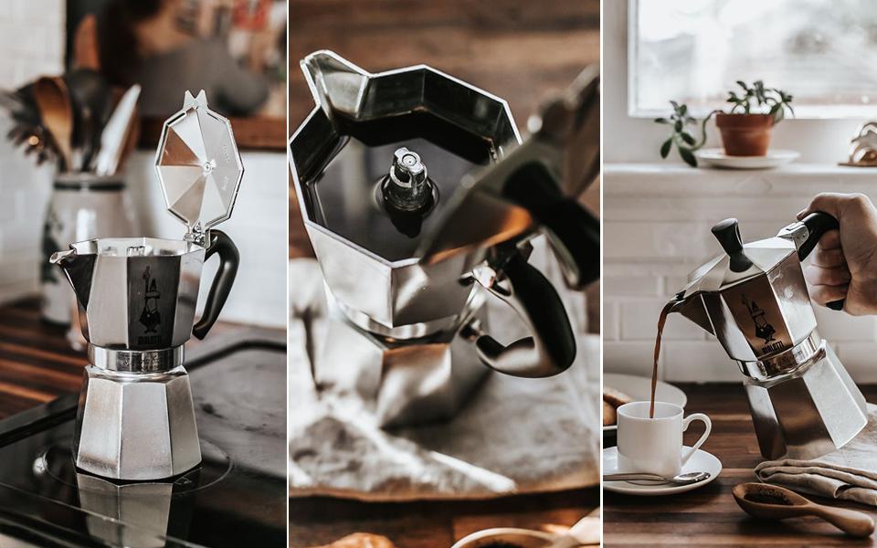 Moka pot và biểu tượng đích thực của văn hóa cà phê Ý