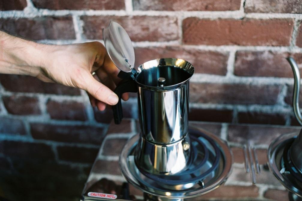Cách pha cà phê với ấm pha cafe Bialetti dành cho người mới