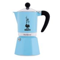 Bialetti Rainbow Blue 3 Cup
