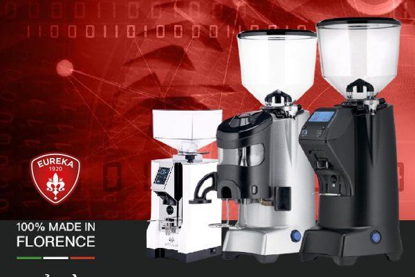 Eureka – Thương hiệu máy xay cà phê có lịch sử 101 năm
